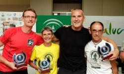 Team GB the winning team - Al Andalus Ultimate Trail 2011